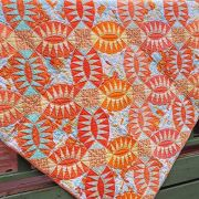 Pickled Orange Peel Quilt Pattern by Emma Jean Jansen by Emma Jean Jansen Quilt Patterns - OzQuilts
