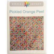 Pickled Orange Peel Quilt Pattern by Emma Jean Jansen by Emma Jean Jansen - Quilt Patterns