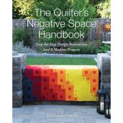 The Quilters Negative Space Handbook by C&T Publishing - Hand & Machine Quilting