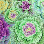 Brassica - Moss by The Kaffe Fassett Collective - Brassica