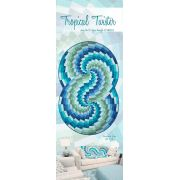 Tropical Twister Pattern by Phillips Fiber Arts by Phillips Fiber Art - Twister Books