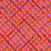 Mad Plaid - Red by The Kaffe Fassett Collective - Mad Plaid