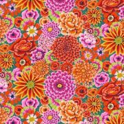 Enchanted - Red by The Kaffe Fassett Collective - Enchanted