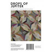Drops Of Jupiter Tempter Patchwork Template set by Jen Kingwell Designs by Jen Kingwell Designs Jen Kingwell Designs Templates - OzQuilts