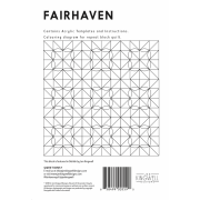 Fairhaven Tempter Patchwork Template set by Jen Kingwell Designs by Jen Kingwell Designs - Jen Kingwell Designs Templates