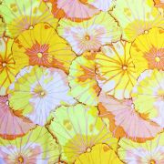 Lotus Leaf - Yellow by The Kaffe Fassett Collective - Lotus Leaf