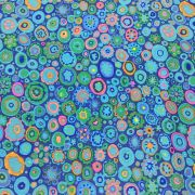 Paper Weight - Teal by The Kaffe Fassett Collective - Paper Weight