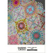 Queens Cross Patchwork Template Set by Jen Kingwell by Jen Kingwell Designs Jen Kingwell Designs Templates - OzQuilts