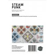 Steam Punk Patchwork Template Set by Jen Kingwell by Jen Kingwell Designs Jen Kingwell Designs Templates - OzQuilts