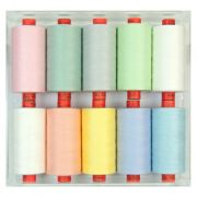 Rasant 1000m Boxed Set of Threads - Pastels by Rasant Thread Sets - OzQuilts