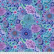 Enchanted - Blue by The Kaffe Fassett Collective - Enchanted