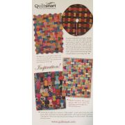 Quiltsmart Apple Core Printed Fusible Interfacing Panel by Quiltsmart - Quiltsmart Kits