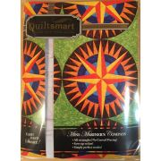 Quiltsmart Mini-mariners Compass Pattern & Printed Fusible Interfacing Quilt Kit by Quiltsmart - Quiltsmart Kits