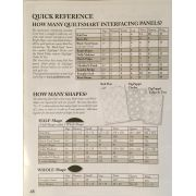 Quiltsmart Rob Pete & Friends - Book & Printed Fusible Interfacing Quilt Kit by Quiltsmart - Quiltsmart Kits