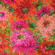 Shaggy - Red by The Kaffe Fassett Collective - Shaggy