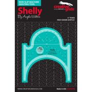 Creative Grids Machine Quilting Tool Shelly by Creative Grids Machine Quilting Rulers - OzQuilts