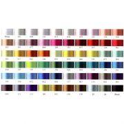 Daruma 100% Silk Thread 50wt-  Purple Iris by Matilda's Own - Daruma Silk Thread