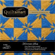 Quiltsmart Hunters Star Snuggler Quilt Pack by Quiltsmart Quiltsmart Kits - OzQuilts