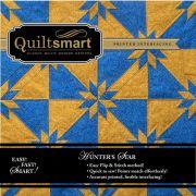 Quiltsmart Hunters Star Snuggler Quilt Pack by Quiltsmart - Quiltsmart Kits