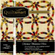 Quiltsmart Double Wedding Ring Snuggler Pack by Quiltsmart - Quiltsmart Kits
