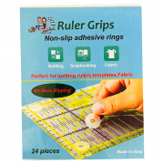 Non-Slip Ruler & Template Grips by OzQuilts - Accessories for Templates