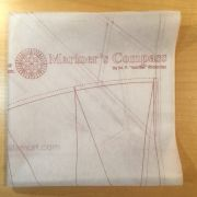 Quiltsmart Fusible Printed Interfacing Panel - Mariner's Compass by Quiltsmart - Quiltsmart & Grid