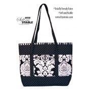 Totally Trendy Totes 2.0 Bag Pattern by Annie Unrein by ByAnnie - Bag Patterns