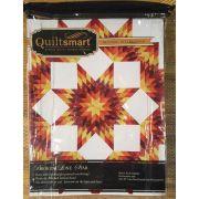 Quiltsmart Broken Lone Star Queen Size Quilt Kit by Quiltsmart Quiltsmart Kits - OzQuilts