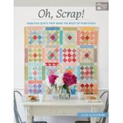 Oh Scrap, by Lissa Alexander by Martingale & Company - Pre-cuts & Scraps