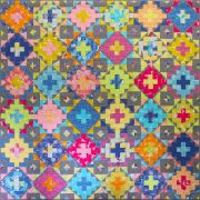 Cross Current Quilt Pattern by Emma Jean Jansen by Emma Jean Jansen Quilt Patterns - OzQuilts