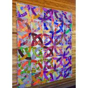 Hoops Quilt Pattern by Aardvark Quilts by Aardvark Quilts Applique - OzQuilts