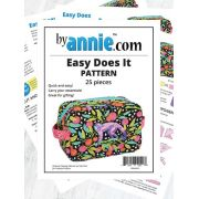 Easy Does It Bag Pattern - By Annie - A beginners pattern by ByAnnie - Bag Patterns