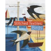 Stitched Textiles Birds by Rachel Sumner by Search Press - Techniques