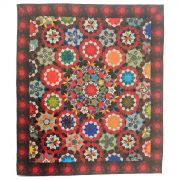 The Can Can Halo 2 inch Template Set from Millefiori Quilts 3 by OzQuilts - Millefiori Book 3