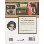 Christmas At Buttermilk Basin Book by Stacy West by Martingale & Company - Christmas