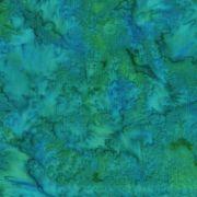 Day Dream BeColourful Batik by Jacqueline De Jonge by BeColourful Quilts by Jacqueline de Jongue - BeColourful by Jacqueline de Jongue