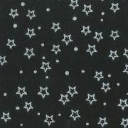 Silver Star BeColourful Batik by Jacqueline De Jonge by BeColourful Quilts by Jacqueline de Jongue - BeColourful by Jacqueline de Jongue