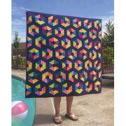 Pool Party Cut Loose Press Pattern by Cut Loose Press Patterns - Quilt Patterns