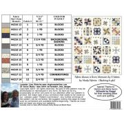 Sweet Sampler Quilt Book by Lavender Lime Quilting - Quilt Books