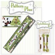 Jingle Bell Rock Pattern and Embellishment Kit by Happy Hollow Designs - Christmas