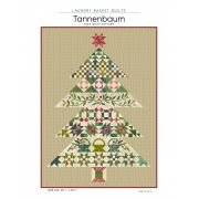 Tannenbaum Quilt Pattern by Edyta SItar by Edyta Sitar of Laundry Basket Quilts Christmas - OzQuilts