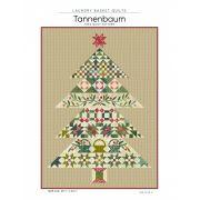 Tannenbaum Quilt Pattern by Edyta SItar by Edyta Sitar of Laundry Basket Quilts - Christmas