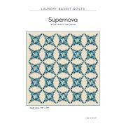 Supernova Quilt Pattern by Edyta Sitar by Edyta Sitar of Laundry Basket Quilts Quilt Patterns - OzQuilts