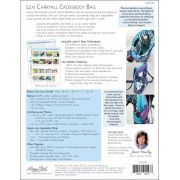 Lexi Carryall Pattern Booklet by Lazy Girl Designs by Lazy Girl Designs Patterns & Foundation Papers - OzQuilts