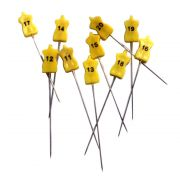 Sew Easy Numbered Pins 11-20 by Sew Easy - Directional  & Numbered Pins