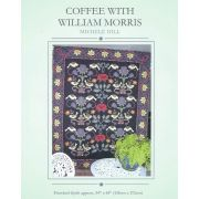Coffee with William Morris Quilt Pattern by Michelle Hill by Michelle Hill - William Morris in Quilting Applique - OzQuilts