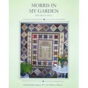 Morris in My Garden Quilt Pattern by Michelle Hill by Michelle Hill - William Morris in Quilting Applique - OzQuilts