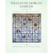William De Morgan Sampler Quilt Pattern by Michele Hill by Michelle Hill - William Morris in Quilting Applique - OzQuilts