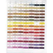Polyfast Thread Colour Chart by Wonderfil Polyfast 40wt Trilobal Polyester - Thread Colour Charts