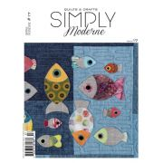 Quarterly Simply Modern Magazine 17 by Quiltmania - Quiltmania